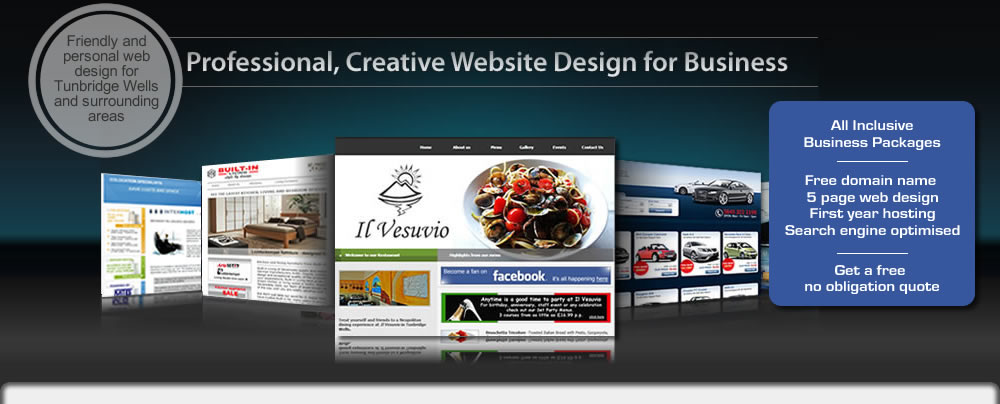 internet and web design